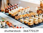 different pastries | Shutterstock . vector #366770129