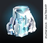 vector illustration block of... | Shutterstock .eps vector #366786449