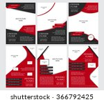 set of vector design of the... | Shutterstock .eps vector #366792425