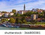 Belgrade Serbia Cityscape  ...