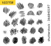 vector collection of the... | Shutterstock .eps vector #366840197