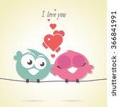 invitation card for wedding | Shutterstock .eps vector #366841991