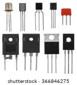 Power Transistors Isolated On ...