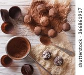 Preparation Of Chocolate...