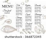 Restaurant Menu Design. Cafe...