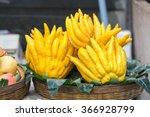 Buddha's Hand Fruit  Fingered...