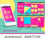 online shopping ui  ux and gui...
