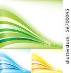 abstract background  vector ... | Shutterstock .eps vector #36700045