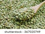 Natural Organic Green Lentils...