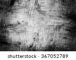 black and white halloween... | Shutterstock . vector #367052789