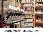 healthy organic food and bio...   Shutterstock . vector #367060229
