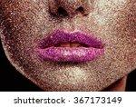 beautiful  amazing portrait of... | Shutterstock . vector #367173149