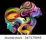 colors of unity series.... | Shutterstock . vector #367175045