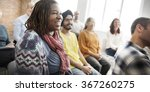 people meeting conference... | Shutterstock . vector #367260275