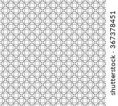 seamless geometric pattern ... | Shutterstock .eps vector #367378451