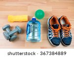 fitness equipment planning... | Shutterstock . vector #367384889