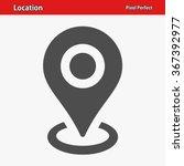 Location Icon. Professional ...