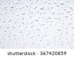 water drops.  water drops.  | Shutterstock . vector #367420859