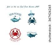 sea food   Shutterstock .eps vector #367426265