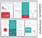 business brochure  infographic... | Shutterstock .eps vector #367459595