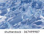 antarctic ice and snow | Shutterstock . vector #367499987