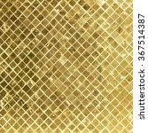 gold tile wall texture | Shutterstock . vector #367514387