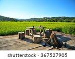 Northern Thai House Among The...