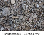 Small photo of Rocky path in nature