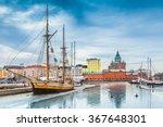 Beautiful View Of Helsinki Cit...