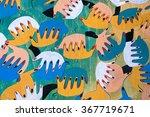 prague  czech republic  15... | Shutterstock . vector #367719671