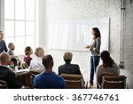 conference training planning... | Shutterstock . vector #367746761
