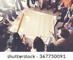 Team Teamwork Meeting Start Up...