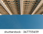 abstract architecture design.... | Shutterstock . vector #367755659