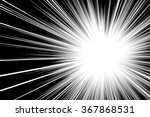 comic book black and white... | Shutterstock .eps vector #367868531