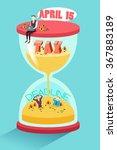 a vector illustration of... | Shutterstock .eps vector #367883189