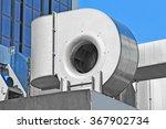 industrial steel air... | Shutterstock . vector #367902734