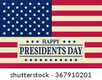 happy presidents day greating...