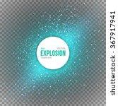 illustration of vector confetti ... | Shutterstock .eps vector #367917941