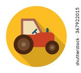 tractor icon. tractor icon...
