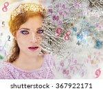 magic of figures  space... | Shutterstock . vector #367922171
