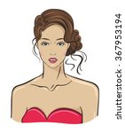 vector illustration of a... | Shutterstock .eps vector #367953194