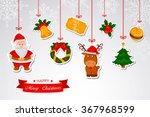 Symbols Of Christmas As...