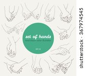 set of illustrations to keep... | Shutterstock .eps vector #367974545