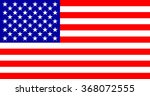 the vector of united state of... | Shutterstock .eps vector #368072555
