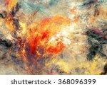 bright artistic splashes.... | Shutterstock . vector #368096399