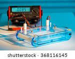 Small photo of Loading DNA Samples onto an Agarose Gel for Electrophoresis