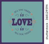 valentine's day poster...   Shutterstock .eps vector #368129594