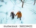 couple. | Shutterstock . vector #368134421