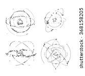 technology futuristic circle...