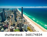 gold coast  aus   oct 04 2015 ... | Shutterstock . vector #368174834